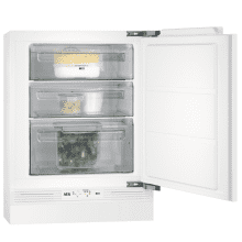 AEG H815xW596xD550 Frost Free Integrated Freezer