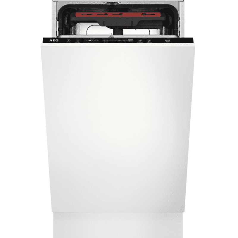 AEG H818xW446xD550 Fully Integrated Slimline Dishwasher primary image