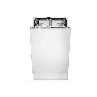 AEG H818xW446xD550 Integrated Slimline Dishwasher