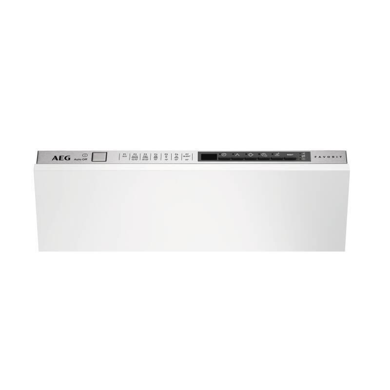 AEG H818xW446xD550 Integrated Slimline Dishwasher additional image 4