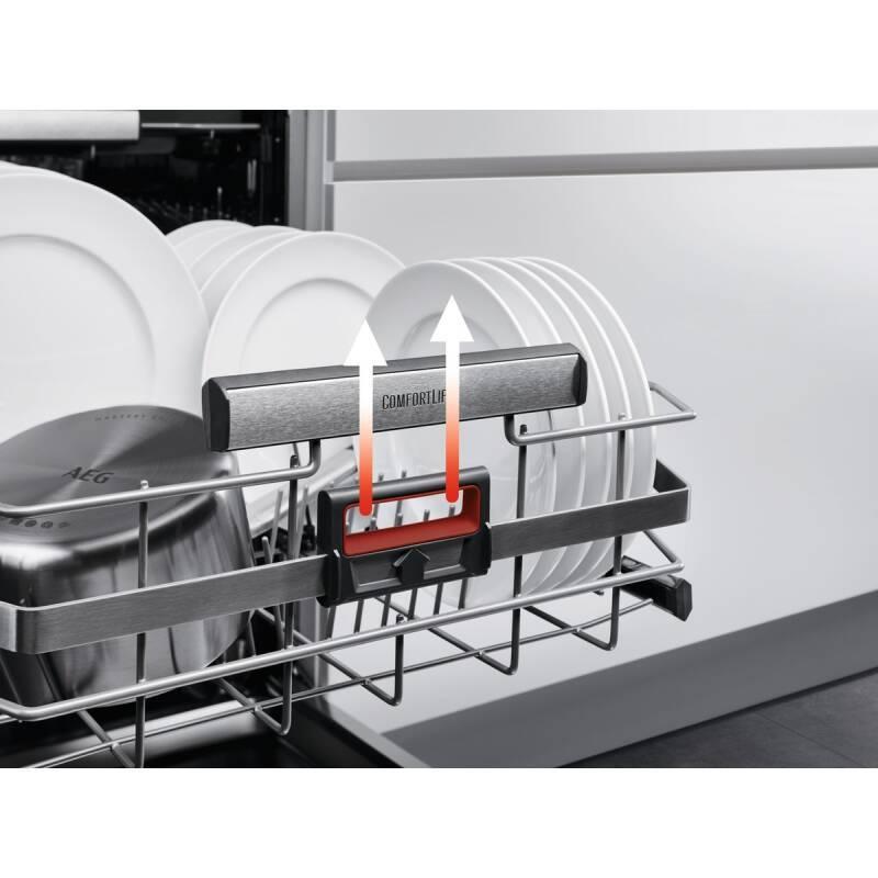 AEG H818xW596xD550 Fully Integrated Dishwasher additional image 1
