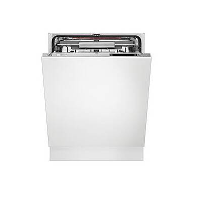 AEG H818xW596xD550 Fully Integrated Dishwasher with Comfort Lift