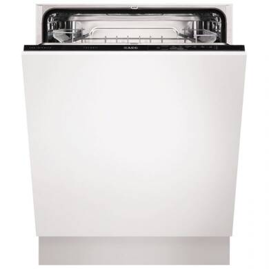 AEG H818xW596xD555 Fully Integrated Dishwasher