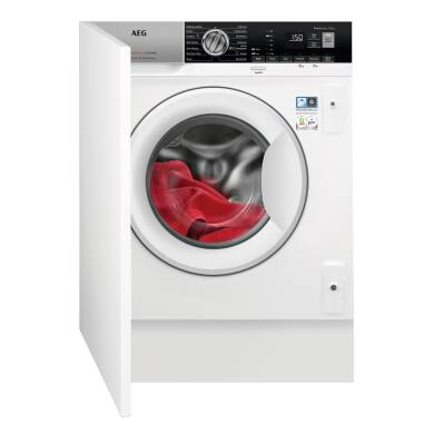 AEG H819xW596xD540 Integrated Washer Dryer (7kg)