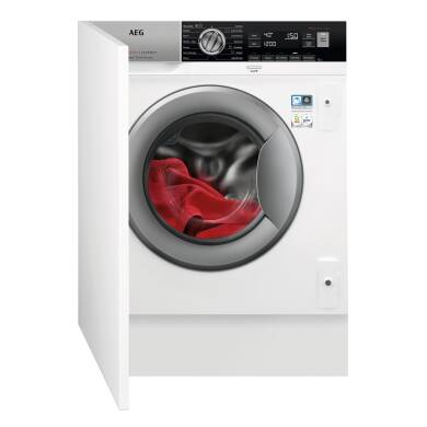 AEG H819xW596xD540 Integrated Washing Machine (8kg)