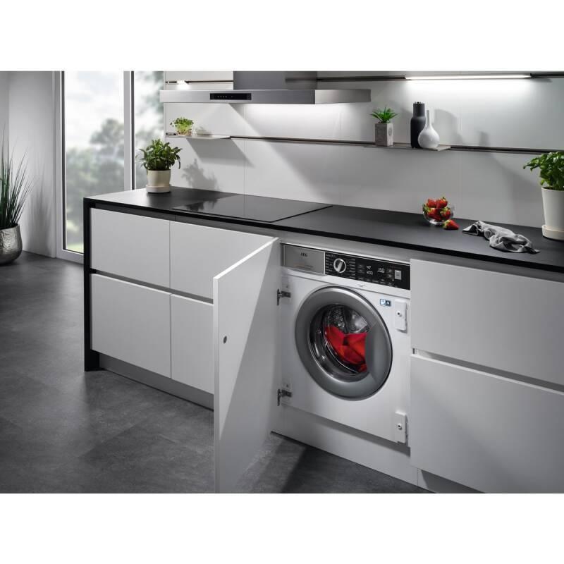 AEG H819xW596xD540 Integrated Washing Machine (8kg) additional image 2