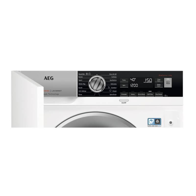 AEG H819xW596xD540 Integrated Washing Machine (8kg) additional image 3