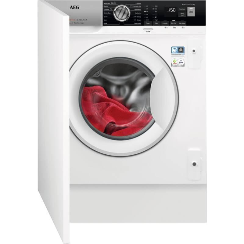 AEG H819xW596xD553 Integrated Washing Machine (7kg) primary image