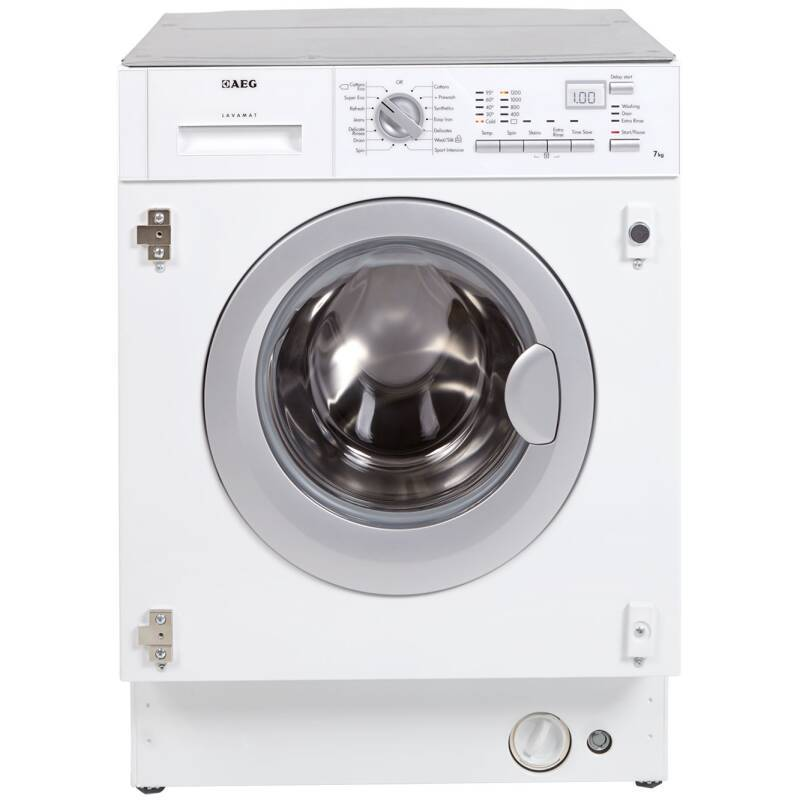 AEG H820xW596xD544 Fully Integrated Washer (7kg) primary image