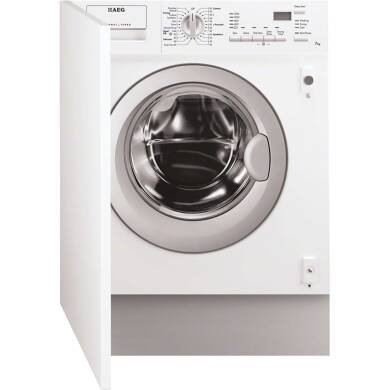 AEG H820xW596xD544 Fully Integrated Washer Dryer (7kg)