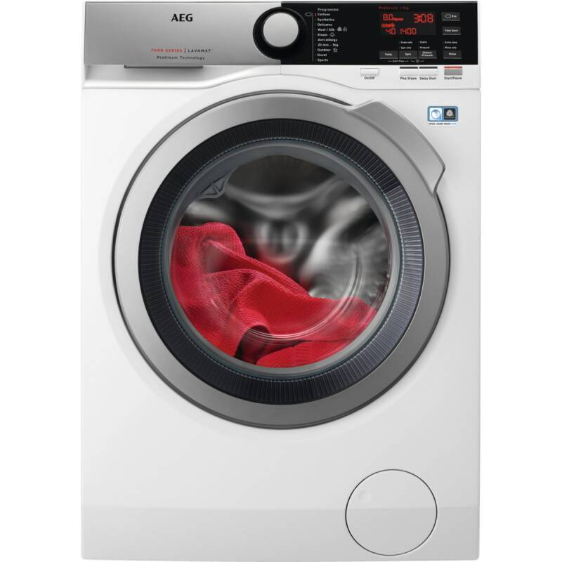 AEG H850xW600xD600 Freestanding Washing Machine (8kg) primary image