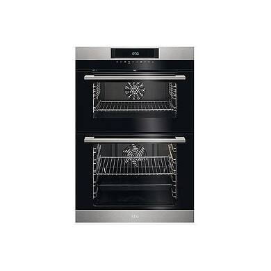 AEG H875xW560xD550 Built-In Double Oven