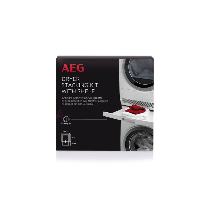 AEG Stacking Kit With Pull Out Shelf additional image 1