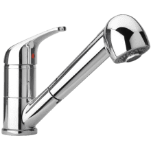 Ares Pull-Out Tap Chrome - High Pressure Only