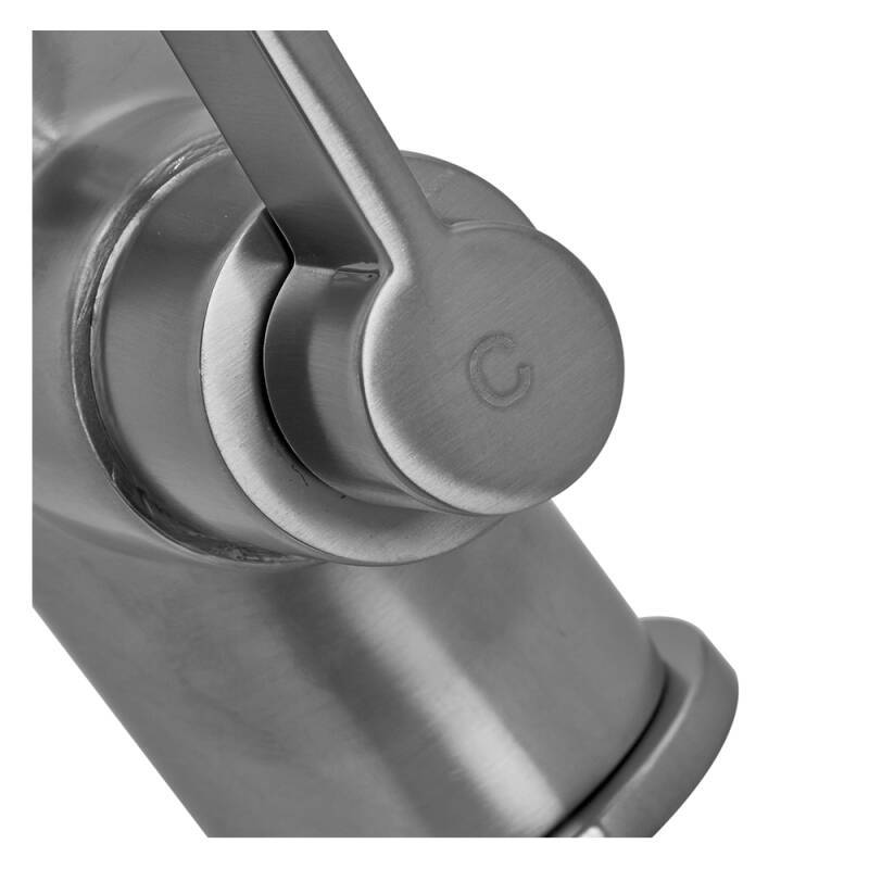 Aurora Tap Brushed Steel - High/Low Pressure additional image 4