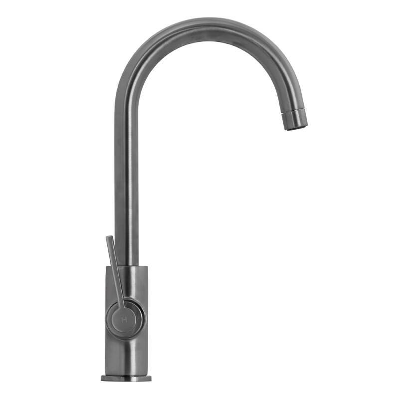 Aurora Tap Brushed Steel - High/Low Pressure additional image 8