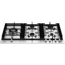 Bertazzoni H65xW890xD522 Gas 5 Burner Hob