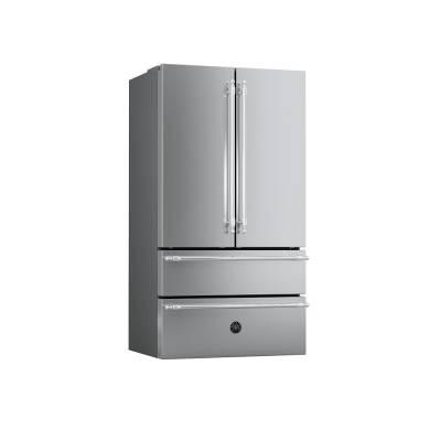 Bertazzoni Heritage H1775xW911xD782 French Door Fridge Freezer
