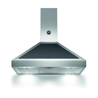 Bertazzoni Master Cooker Hood Matt Black 900mm