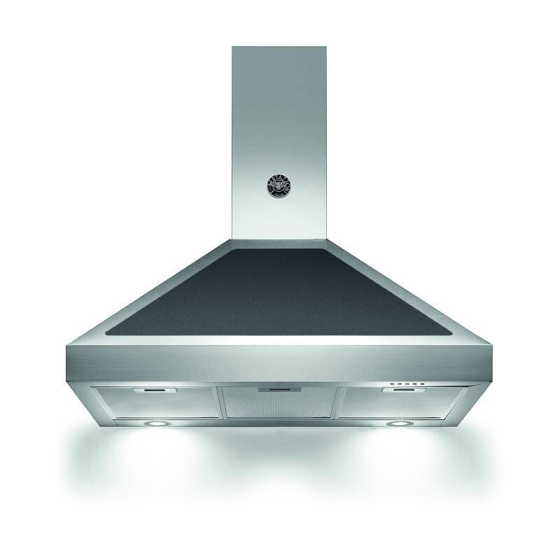 Bertazzoni Master Cooker Hood Matt Black 900mm primary image