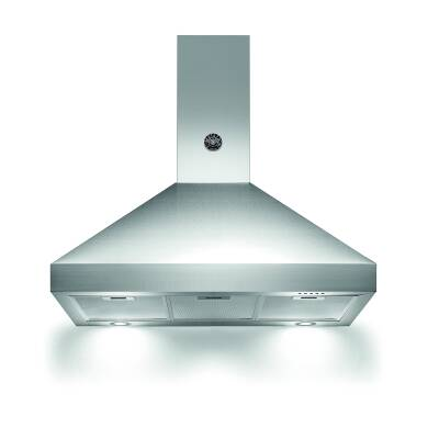 Bertazzoni Master Cooker Hood Stainless Steel 900mm