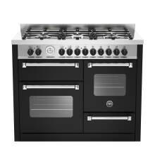 Bertazzoni XG Master 110cm Dual Fuel 6 Burner Range Cooker (2 Ovens)