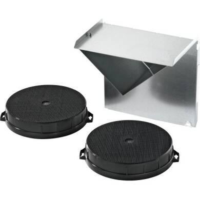 Bosch DHZ5145 Chimney Hood Recirculating Kit