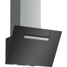 Bosch H1066xW600xD434 Angled Chimney Extractor