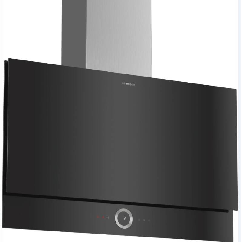 Bosch H1349xW890xD263 Flat Glass Hood primary image