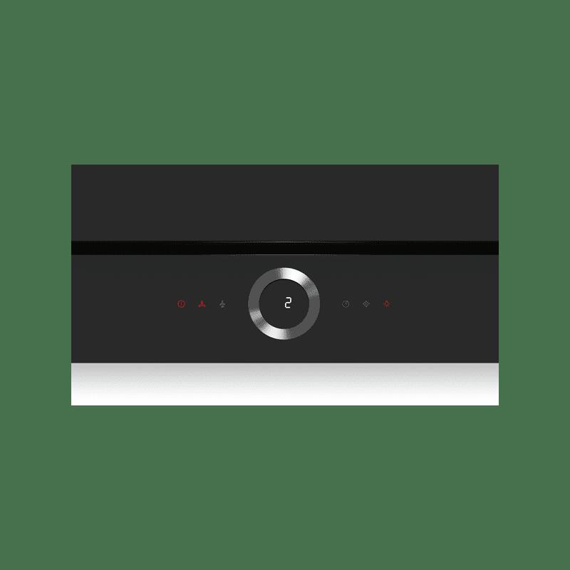 Bosch H1349xW890xD263 Flat Glass Hood - Black additional image 1
