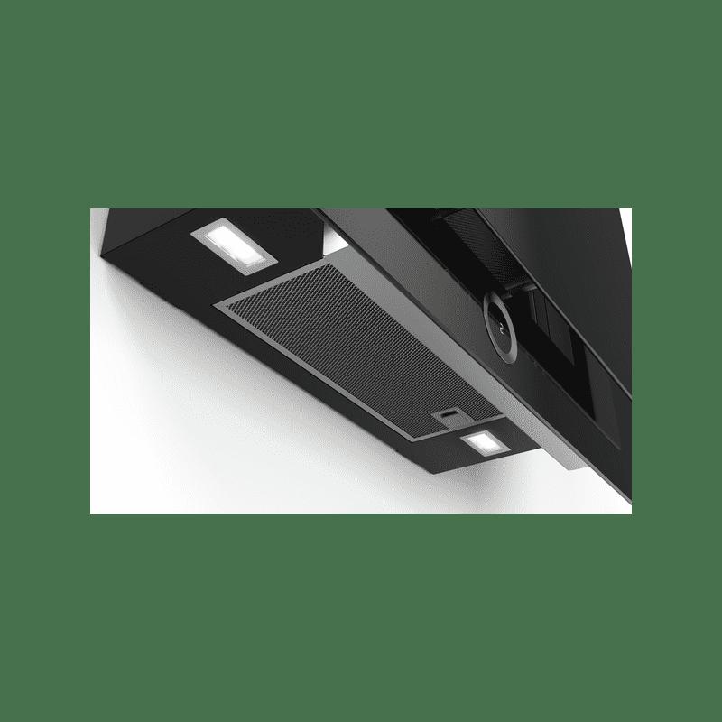 Bosch H1349xW890xD263 Flat Glass Hood - Black additional image 2