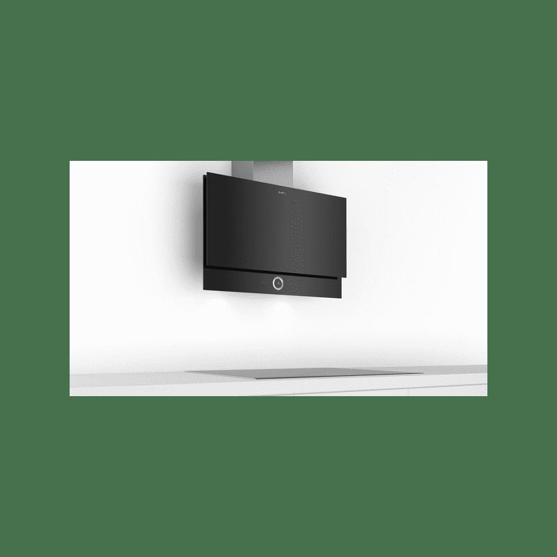 Bosch H1349xW890xD263 Flat Glass Hood - Black additional image 4