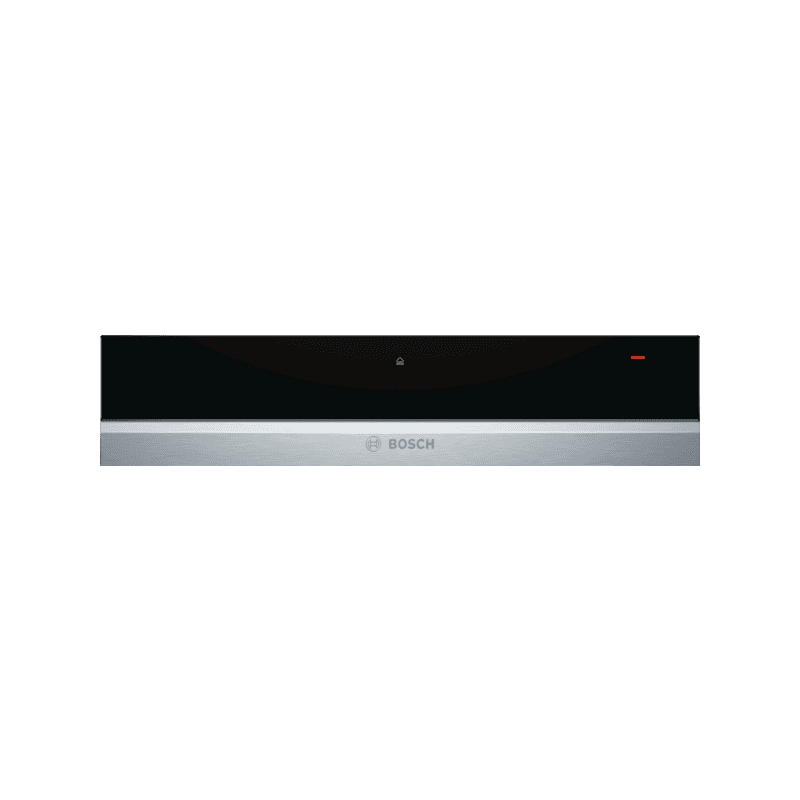 Bosch H140xW595xD548 Warming Drawer - Brushed Steel primary image