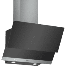 Bosch H1770xW596xD386 Angled Chimney Extractor