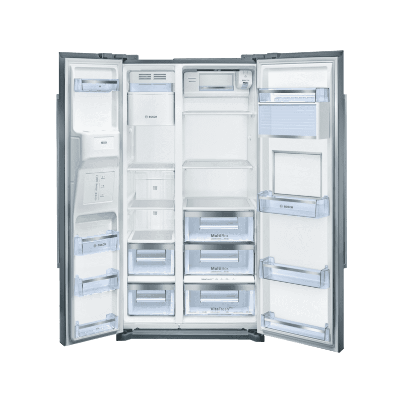 Bosch H1770xW910xD720 Side by Side Fridge Freezer additional image 1
