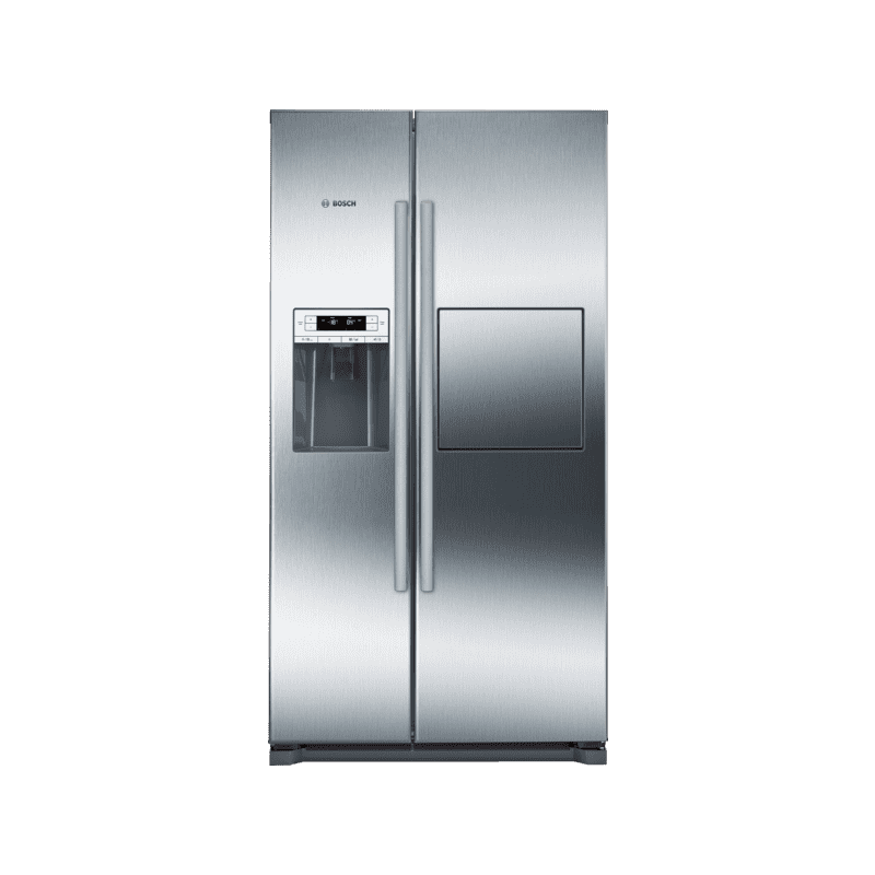 Bosch H1770xW910xD720 Side by Side Fridge Freezer primary image