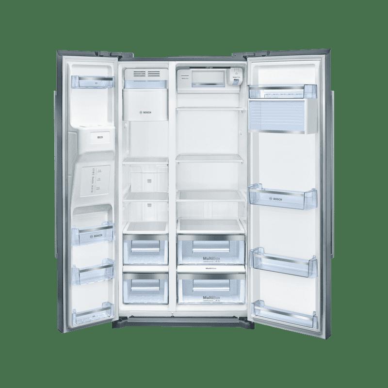 Bosch H1770xW910xD720 Side by Side Fridge Freezer additional image 1