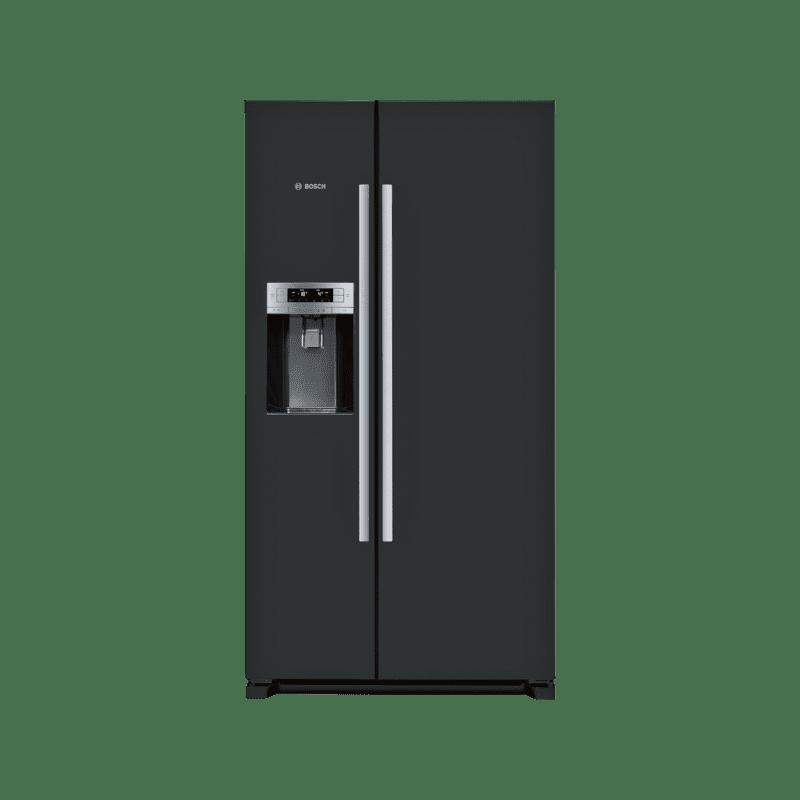 Bosch H1770xW910xD720 Side by Side Fridge Freezer primary image
