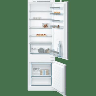 Bosch H1772xW541xD545 Integrated 70/30 Fridge Freezer