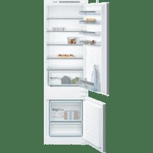 Bosch H1772xW541xD545 Integrated 70/30 Fridge Freezer Frost Free