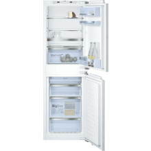 Bosch H1772xW558xD545 50/50 Integrated Fridge Freezer Nofrost