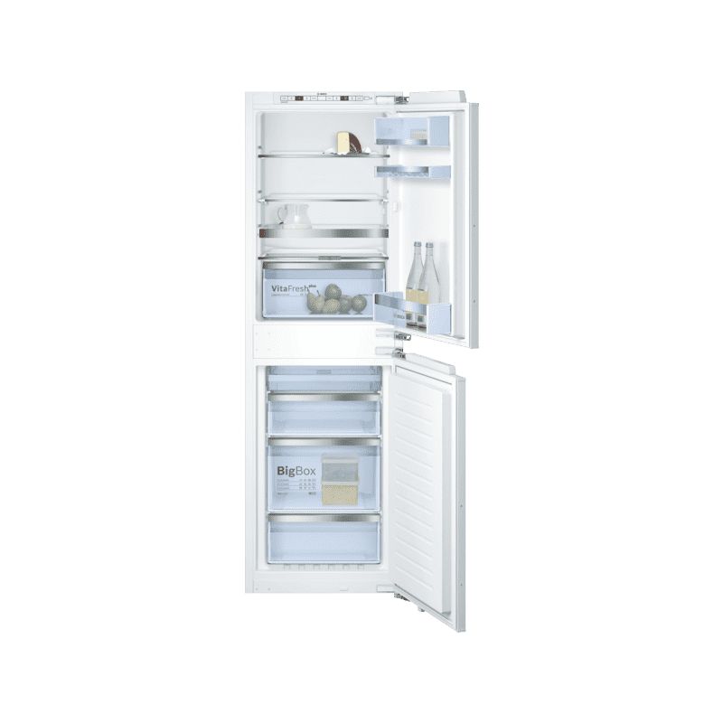 Bosch H1772xW558xD545 50/50 Integrated Fridge Freezer Nofrost primary image