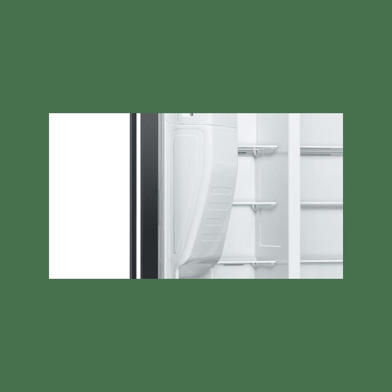 Bosch H1787xW908xD707 Side by Side Fridge Freezer Frost Free additional image 3