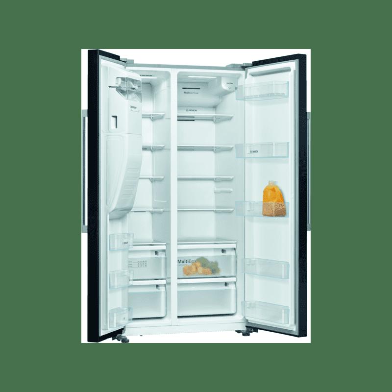 Bosch H1787xW908xD707 Side by Side Fridge Freezer Frost Free additional image 9