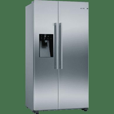 Bosch H1787xW908xD707 Side by Side Fridge Freezer Frost Free