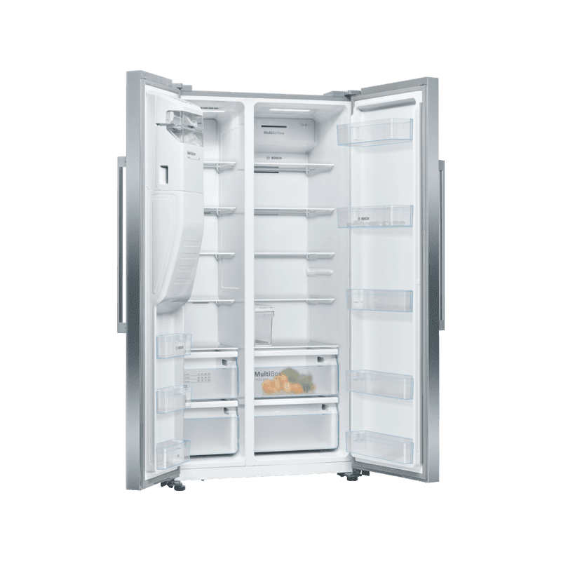 Bosch H1787xW908xD707 Side by Side Fridge Freezer Frost Free additional image 15