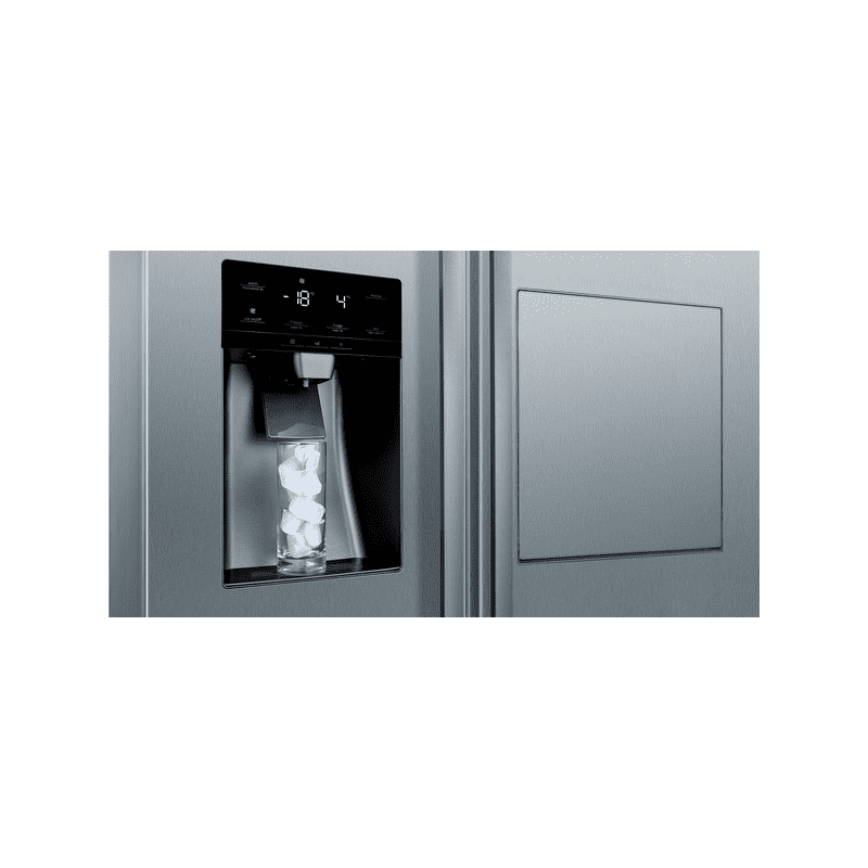 Bosch H1787xW908xD707 Side By Side Fridge Freezer - Frost Free additional image 4