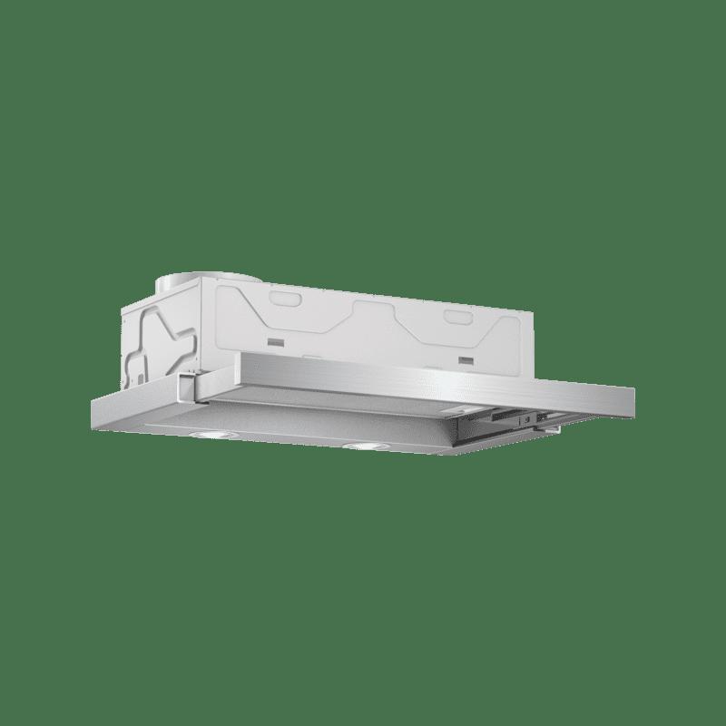 Bosch H203xW598xD290 Telescopic Hood - Metallic Silver primary image