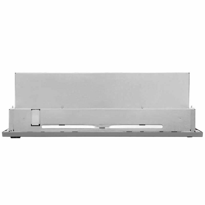 Bosch H235xW530xD280 Canopy Hood - Metallic Silver additional image 1