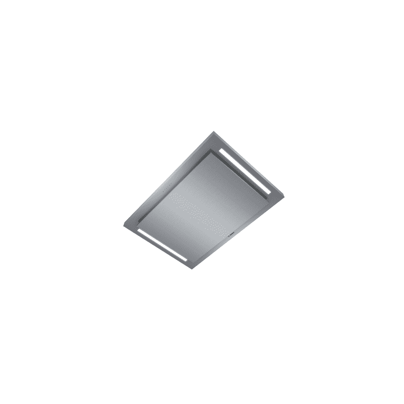 Bosch H243xW1000xD700 Ceiling Hood - Brushed Steel additional image 1